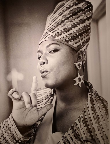 Al Pereira, Queen Latifah, New York City, 1991