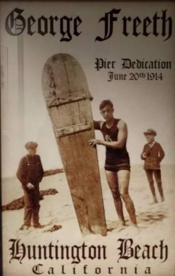 George Freeth - Credit International Surfing Museum
