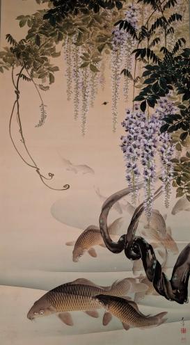Washimi Shungaku, Japan, 1822-1893.