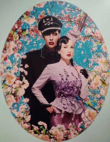 Le grand amour, Marilyn Manson et Dita Von Teese, 2004