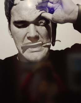Stephen Danelian - Quentin Tarantino, May 1992.